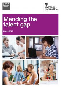 Mending the talent gap image